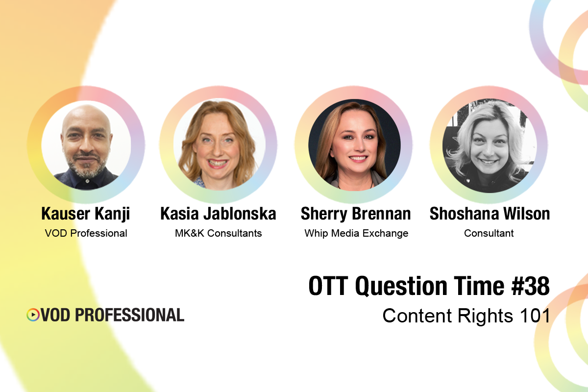 OTT Question Time #38 – Content Rights 101
